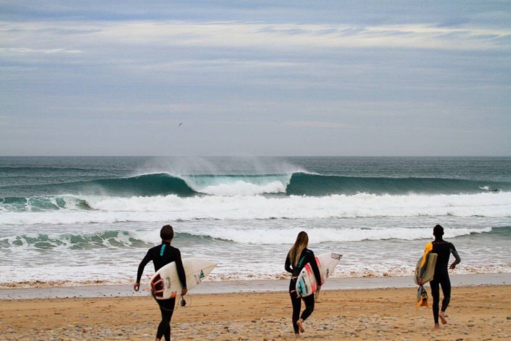Surf Guiding in Morocco