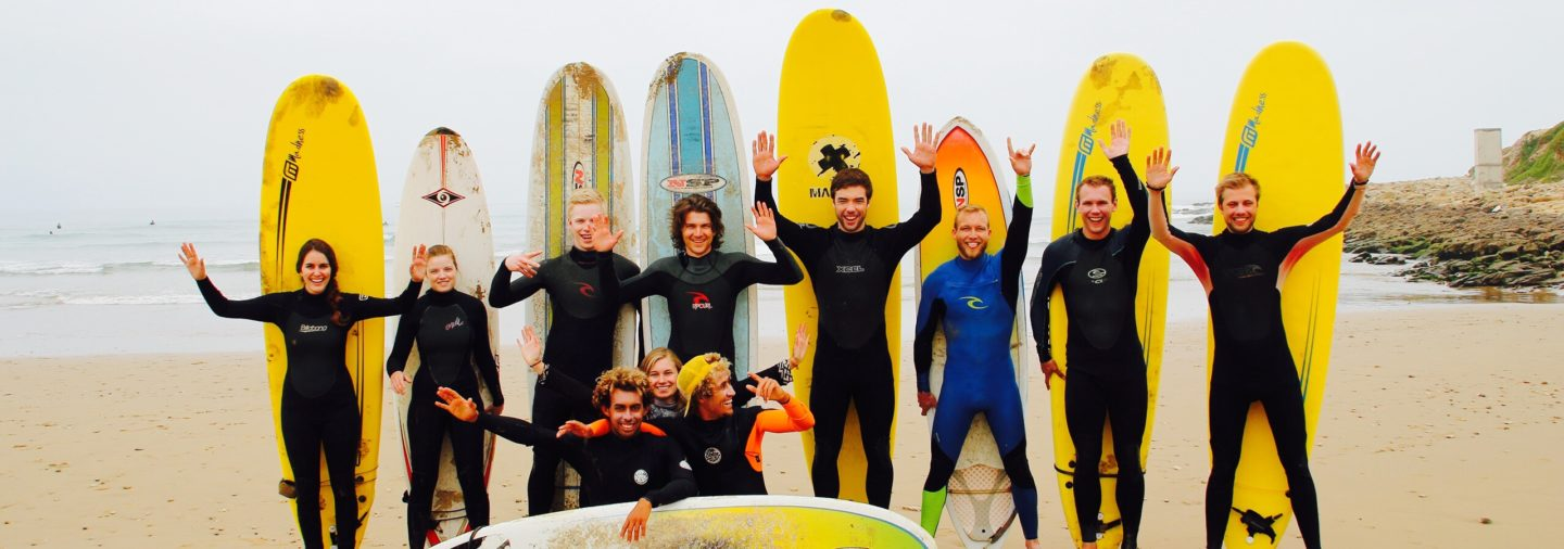Stay with Pro Surf Morocco from 299 € per week