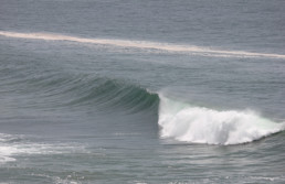 Killer surf spot