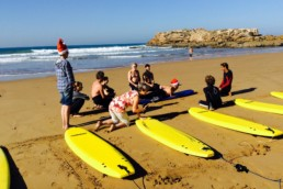 SurfSchule Pakete
