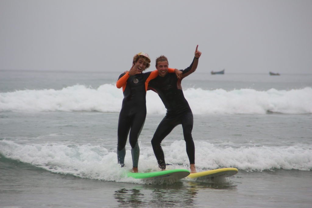surfing lesson saying who ha n°2