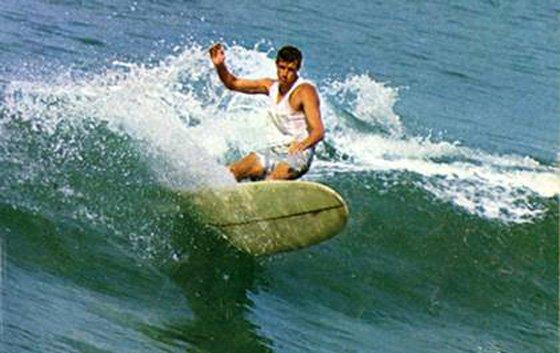 Nat Young 1966 World Championship Ocean Beach, San Diego