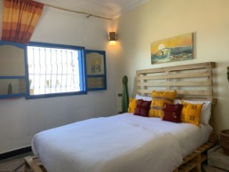 Surf camp Morocco rooms