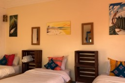 Surf Camp Morocco, Surf lessonDouble room with sea view
