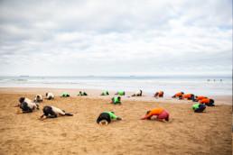Pro Surf Morocco surf lessons surf camp beginner intermediate agadir taghazout tamraght morocco beach